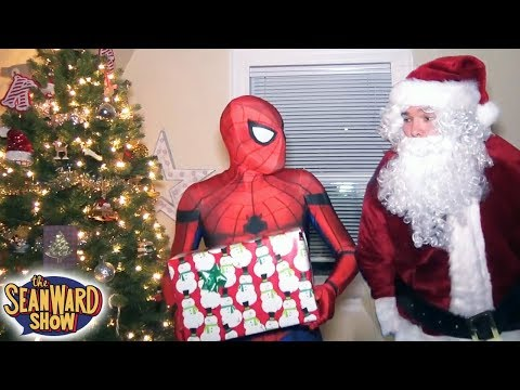 SPIDER-MAN vs CHRISTMAS - Deadpool, Batman, Epic Compilation!!
