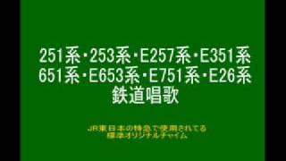 鉄道/電車 JR東日本「車内チャイム集」+仙台駅「発車メロディ」 thumbnail