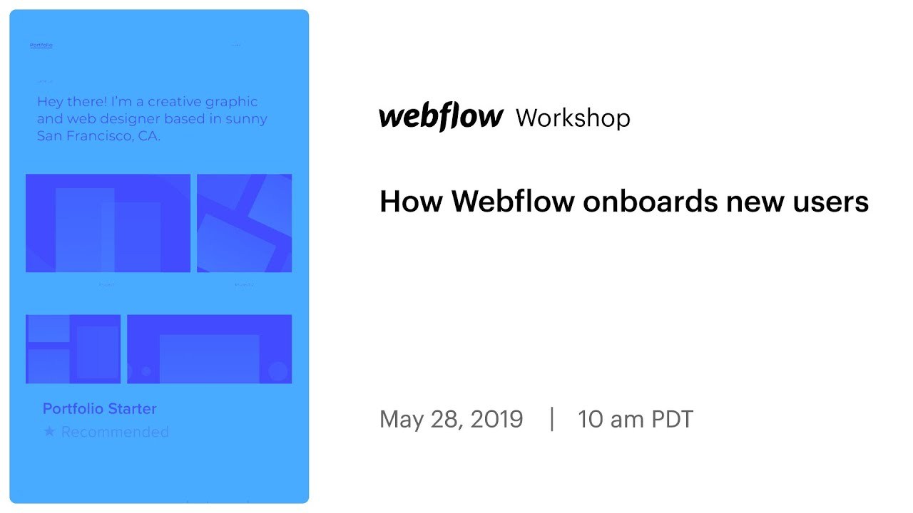 Webflow Weekly - Issue 22-23