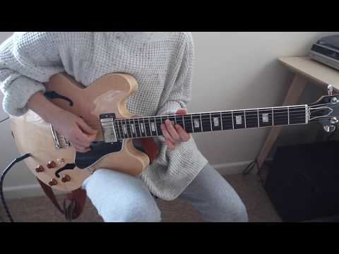 Lady by D'angelo Guitar Cover