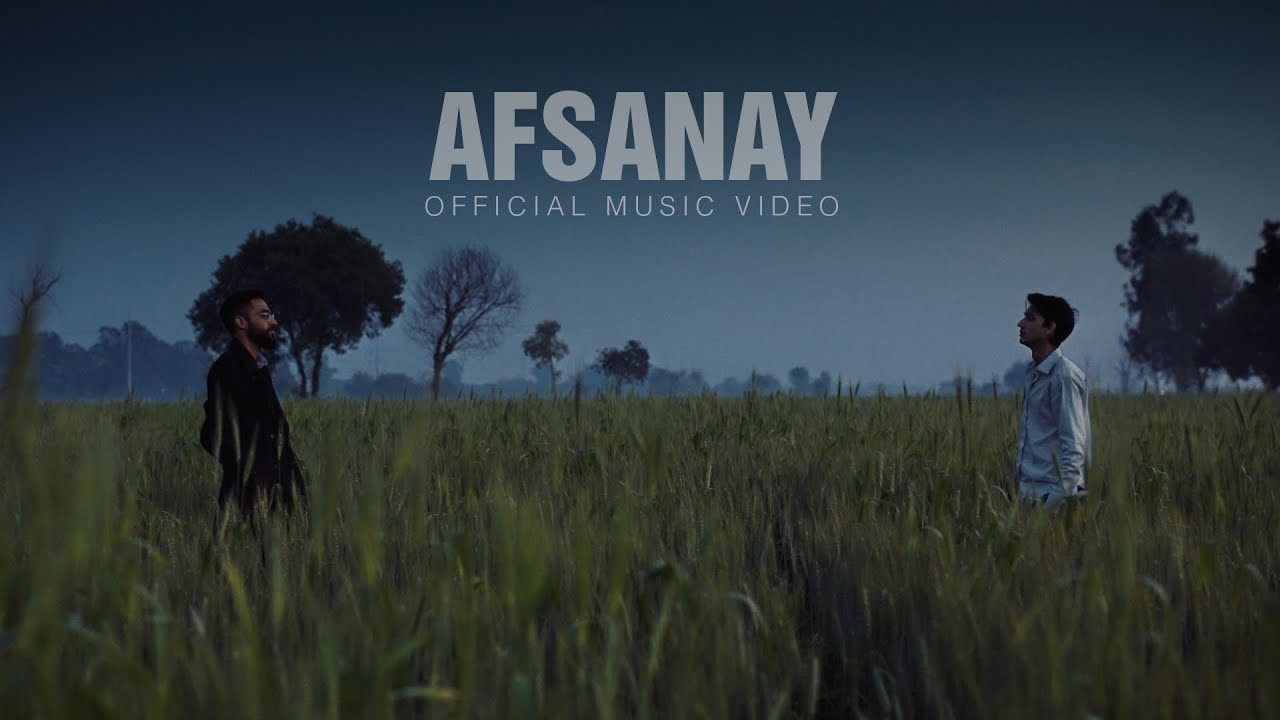 Download AFSANAY - Young Stunners   Talhah Yunus   Talha Anjum   Prod. By Jokhay (Official Music Video)