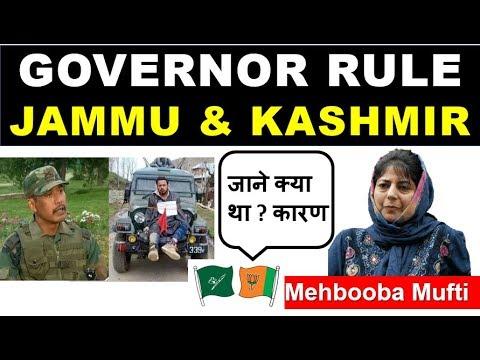 Image result for governorrule in jk