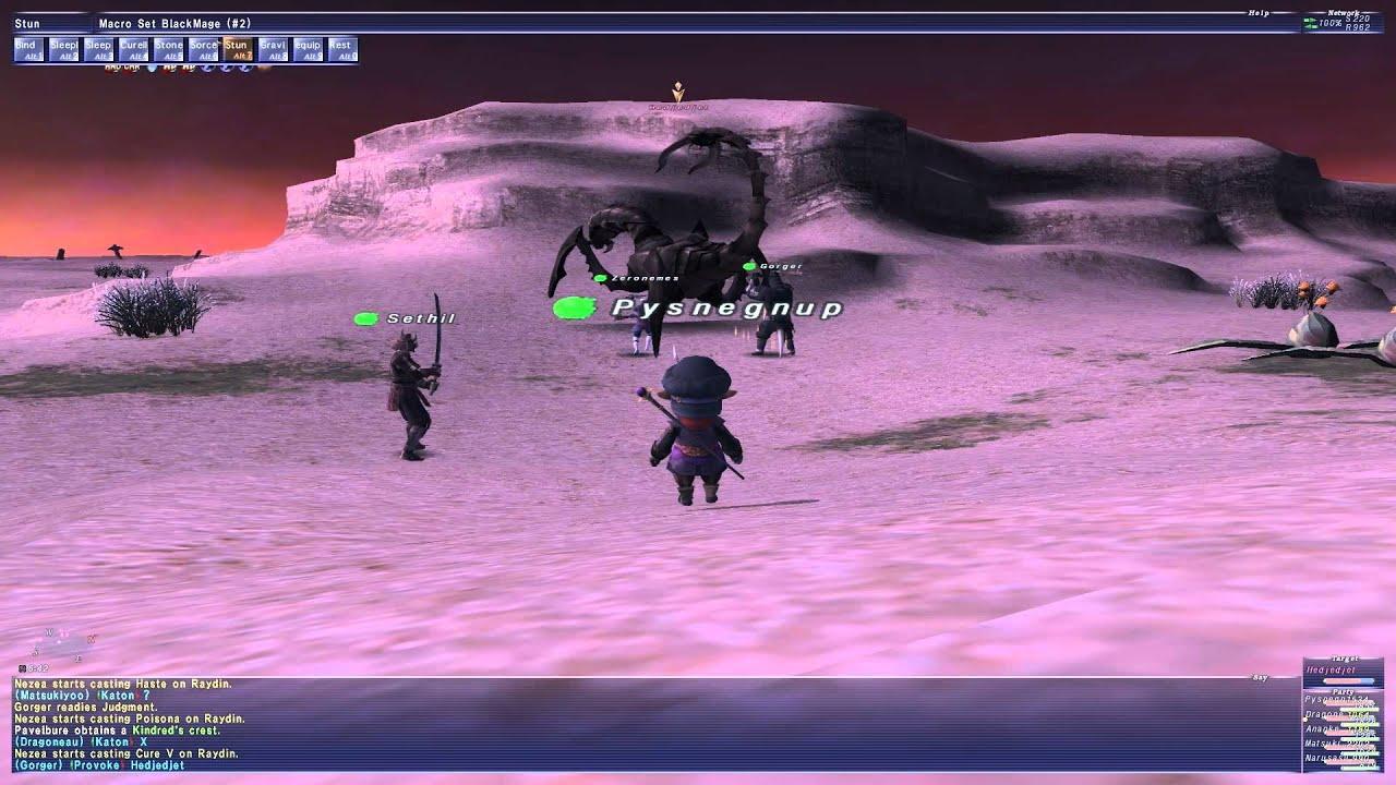 Final Fantasy XI : Abyssea NM