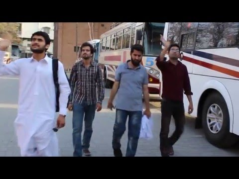 "Funny video ""DREAMS"" by 4rth year MBBS Students Khyber medical college(KMC),Peshawar 12/5/2016"