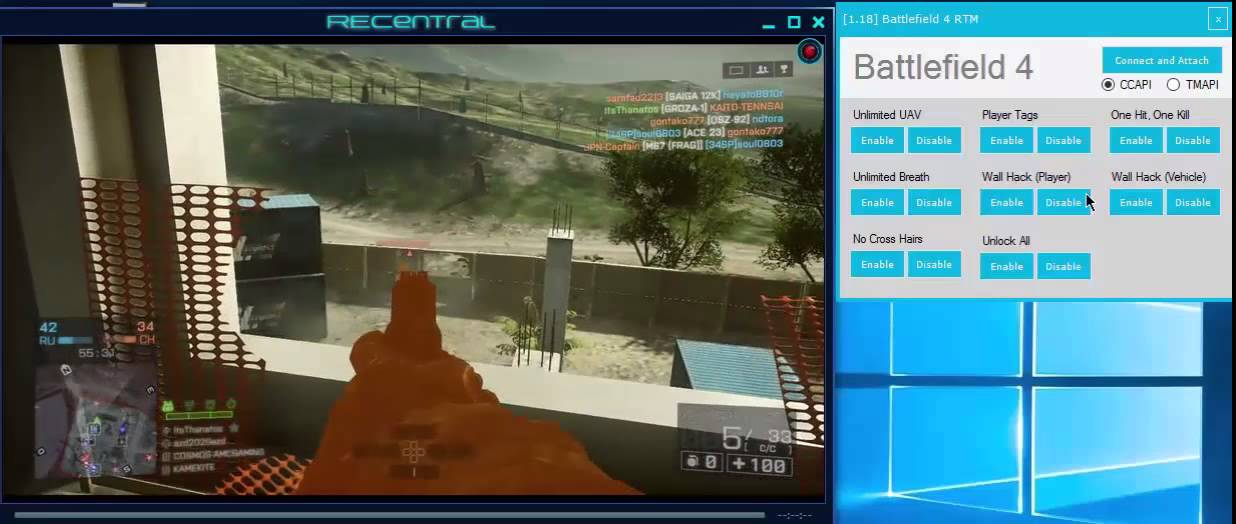 battlefield hardline rtm tool ps3 aimbot