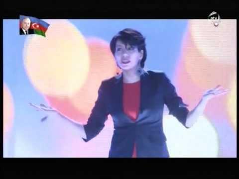 """ATV Azad Azərbaycan TV Tarana Mahmudova """"Darixdim"""""""