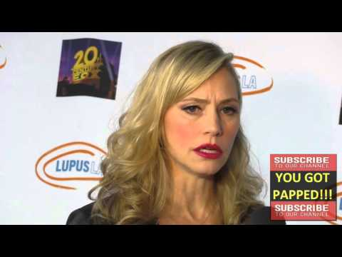 Meredith Monroe at the Lupus LA's Orange Ball A Night Of Superheroes at Fox Studios in Los Angeles