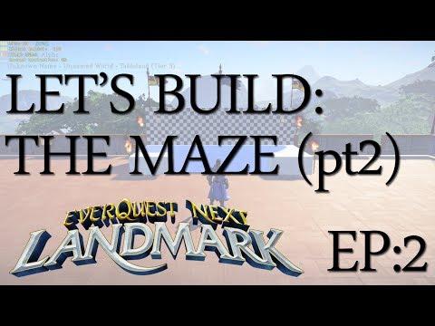 Let's Build: The Maze (part 2)