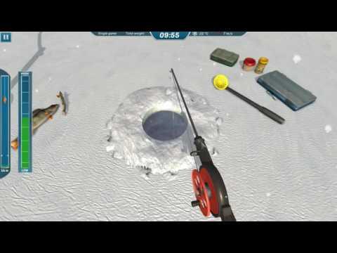 Ice Lakes - второй ОБЗОР (Лучший симулятор Зимней рыбалки)