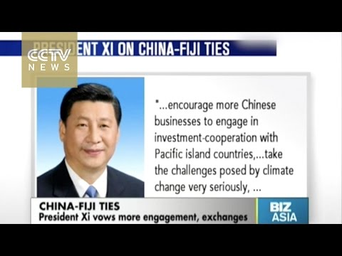 President Xi vows more engagement with Pacific island nations