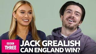 "Jack Grealish: ""England Can Win The Euros"" | MOTDx"