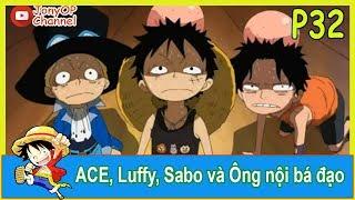 Khoảnh khắc hài hước không thể bỏ qua One Piece P32 | Jony OP