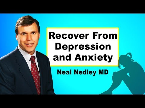 Curing Depression with Food & Lifestyle – Neal Nedley MD