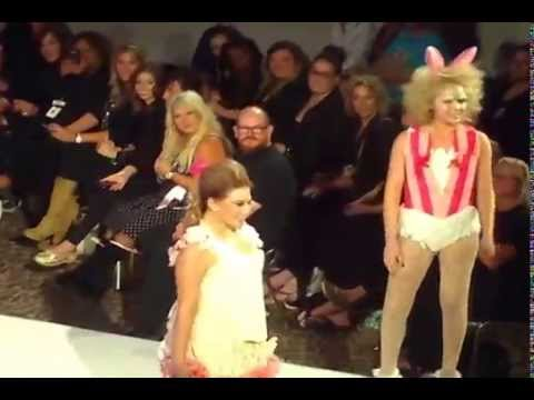 September 2014 Aveda Trashion Show, Minneapolis