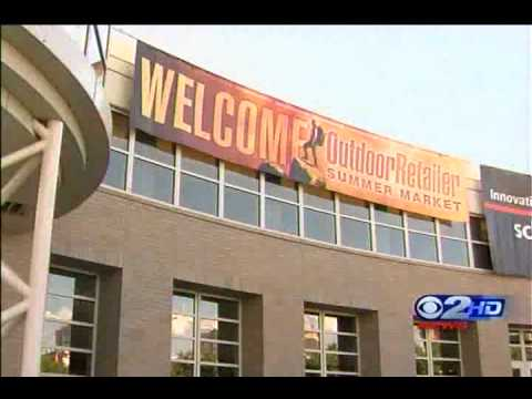 Outdoor Retailer: KUTV-TV Salt Lake City