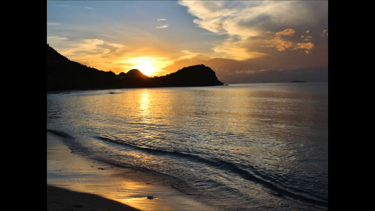 British Virgin Islands Sunrise