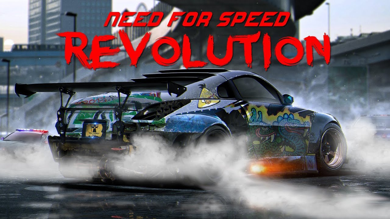 Need For Speed Revolution Nfs 2019 Trailer Fan Made Youtube