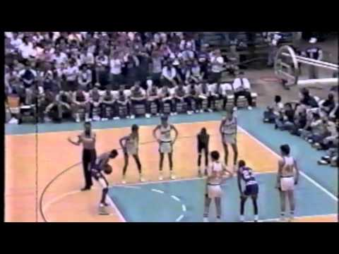 1986 Iowa basketball State Championship game, Bettendorf vs. Burlington