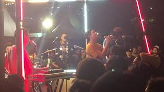 Hindia - Belum Tidur [featuring Sal Priadi] (Live at We The Fest 20/07/2019)