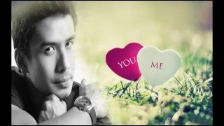 "Christian Bautista - You and Me (Lyric Video) OST- ""Because of you"""