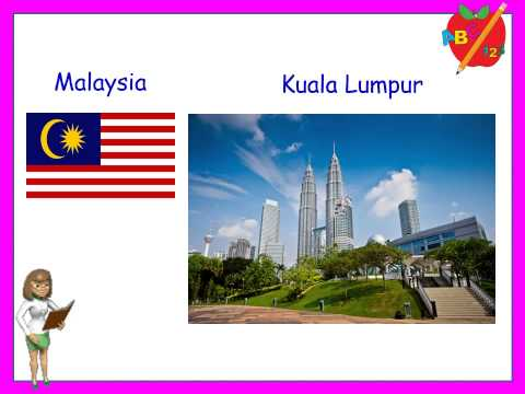 capital city in asean