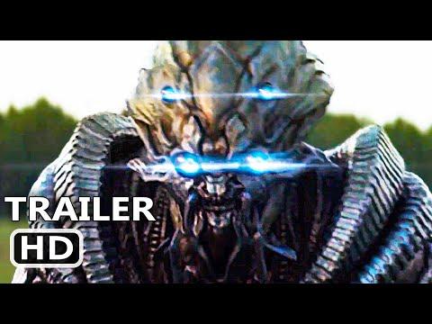 SKYLINE 3 Official Trailer (2020) Lindsey Morgan, Sci-Fi Movie HD