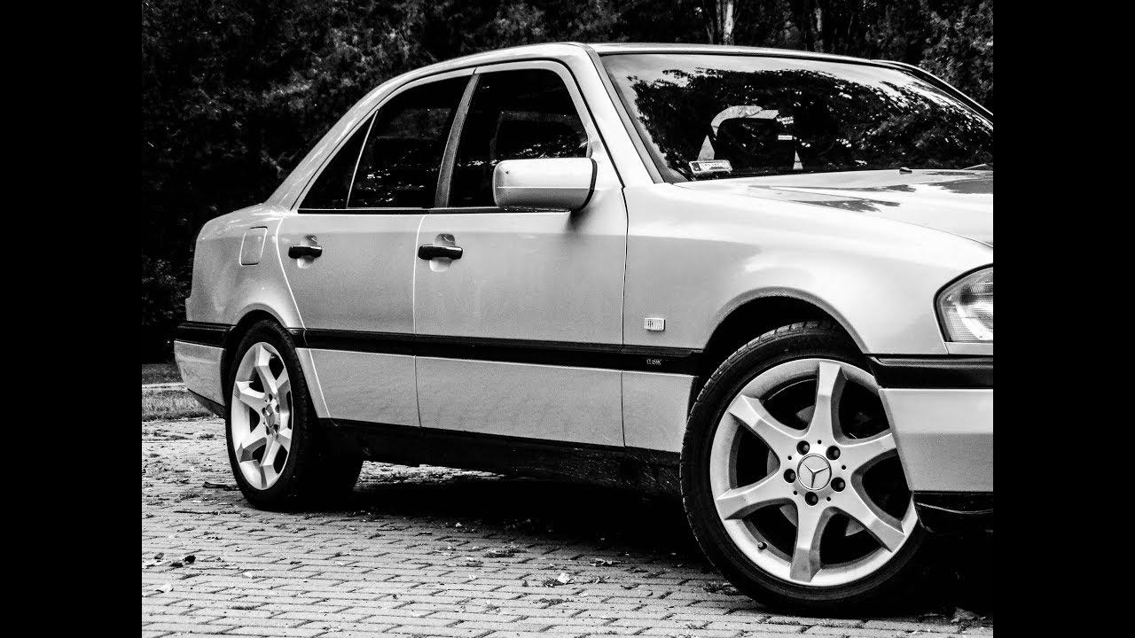 Mercedes Benz w202 c250TD   Part 2   Day 1 - YouTube