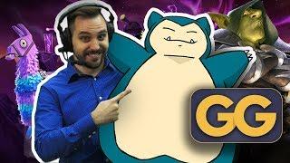 GG - Fortnite Lame, Pokemon GO $$$, R.I.P. Teleport, Na'Vi i S1mple izdominirali