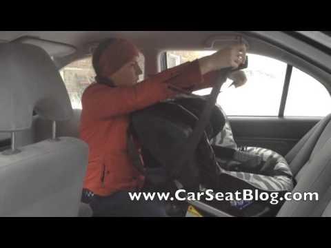 safe n sound meridian car seat instructions
