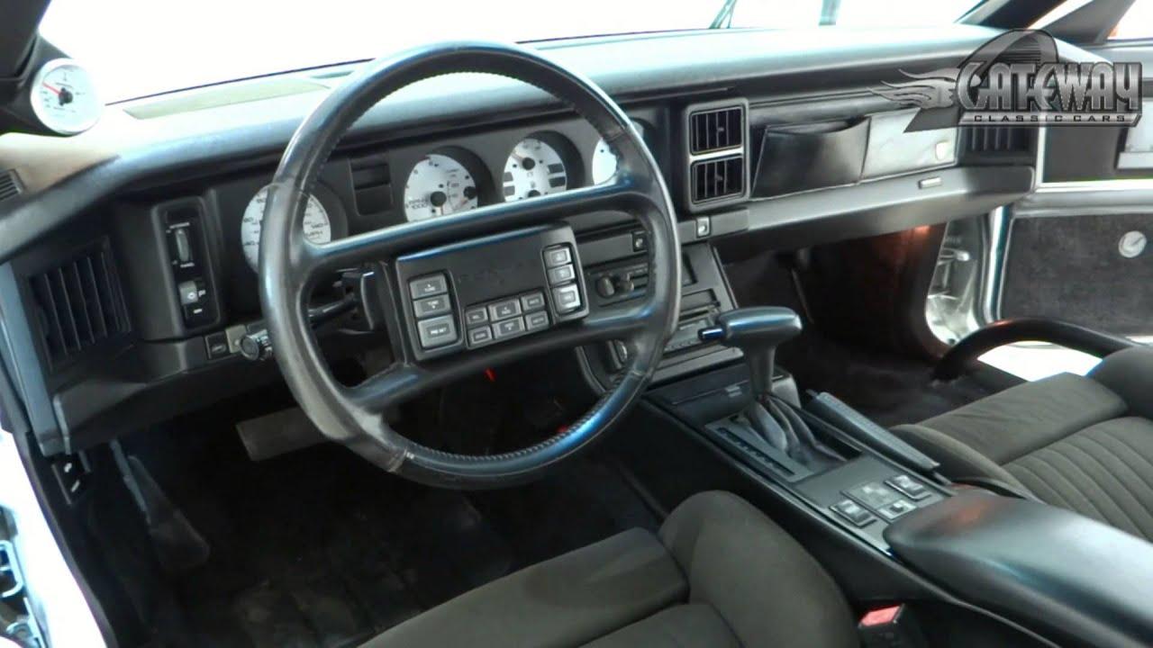 1987 Chevrolet Camaro 403 Chi Youtube