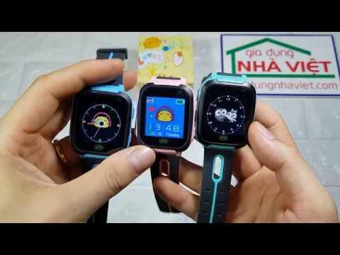 Giới thiệu và hướng dẫn cài đặt đồng hồ định vị trẻ em SmartKID Q99