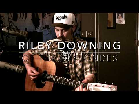 "Riley Downing - ""South Dakota Wild One"" - Live on River Trade Radio"