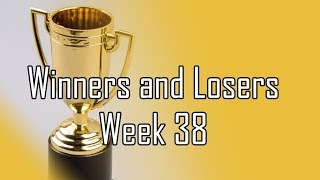 2016/17 Week 38: Winners and Losers - Champions Episode