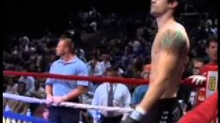 Chainsaw Lighting a Dude Up | Knockout Sportsworld | Fighting