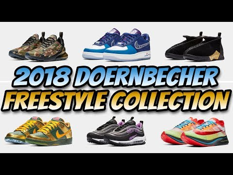 2018 NIKE OHSU DOERNBECHER FREESTYLE COLLECTION