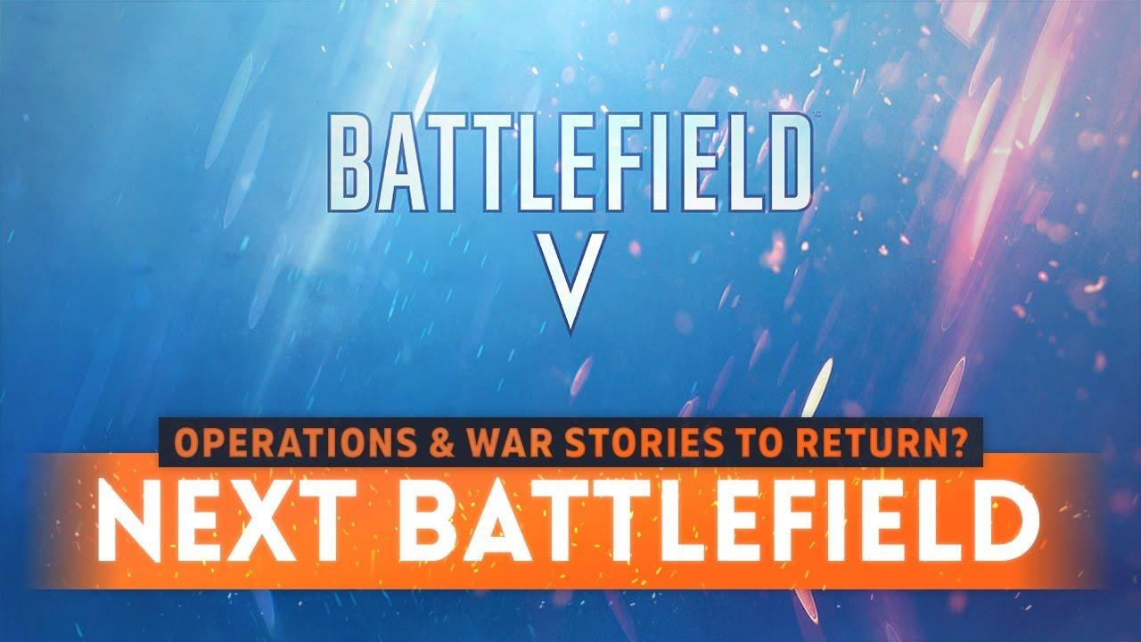 BATTLEFIELD V *OFFICIALLY* CONFIRMED! Operations & War Stories Return? (Battlefield 5 Information)