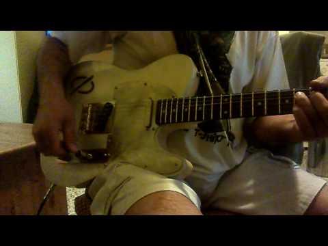 Blues Boys Tune BB King Guitar Cover