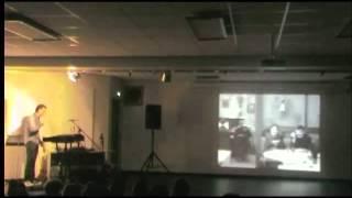 Ciné-concert L'émigrant, extrait live avec le looper