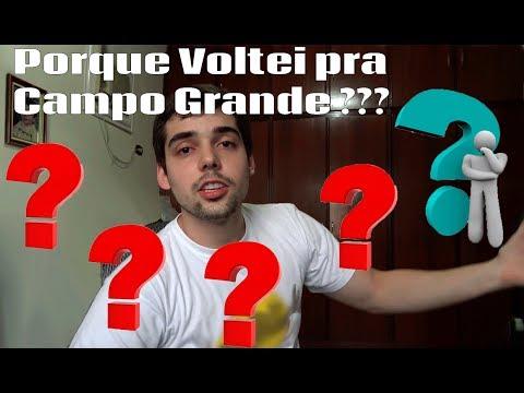 [VLOG]  Por que Voltei Pra Campo Grande?!! EXPLICAÇÕES
