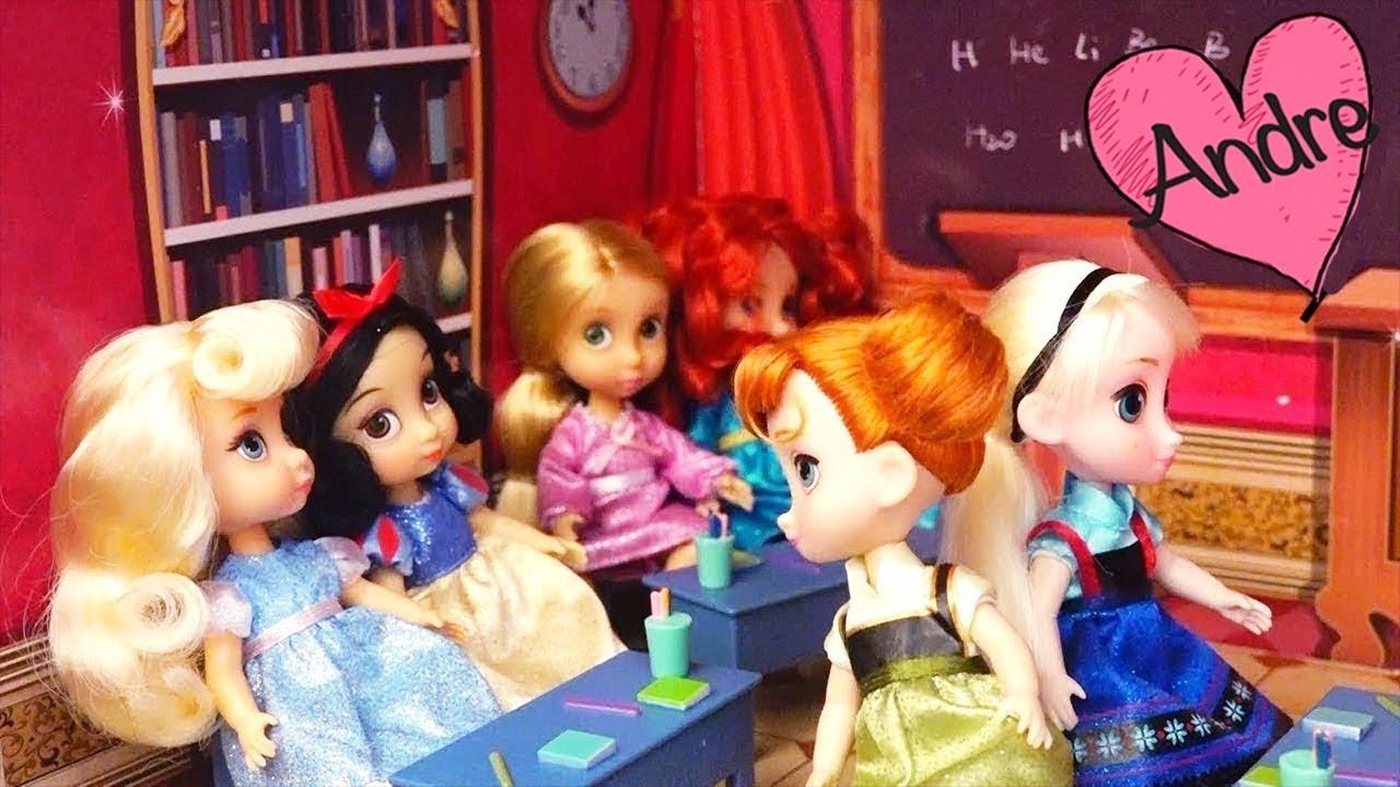 Escuela de princesitas y otras historias   Muñecas y juguetes con ...