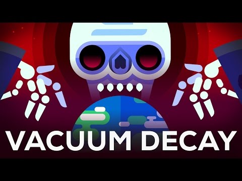 The Most Efficient Way to Destroy the Universe – False Vacuum