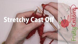 Stretchy Cast-Off