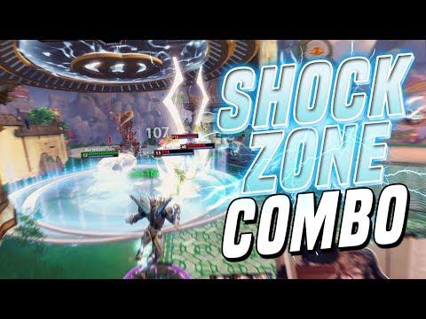 Smite: The SHOCK ZONE Combo - Joust 3v3