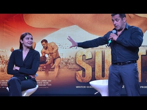 Sultan Official TRAILER LAUNCH | Salman...