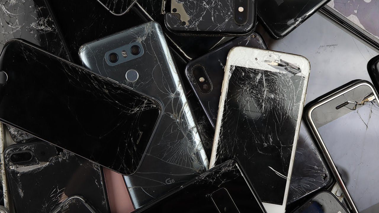 Top 5 Most Destroyed Phones I have Purchased
