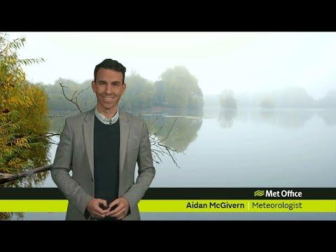 Tuesday Mid-morning Forecast 16/10/18