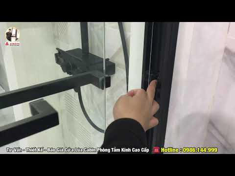 Phòng tắm kính - Lựa Chọn Cabin Phòng Tắm Kính An Toàn - Sang Trọng - Tiện Lợi   Nhận Lắp Đặt Cabin Kính Trên Toàn Q