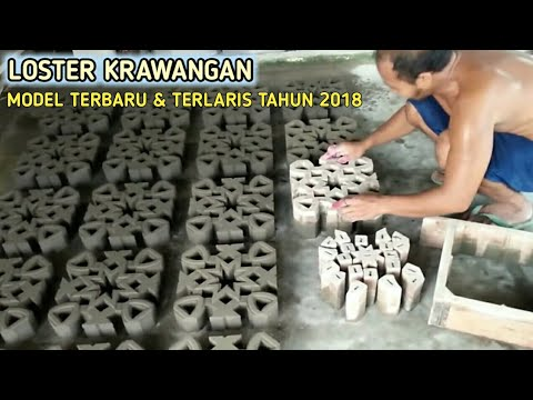 Cara membuat loster model krawangan - YouTube