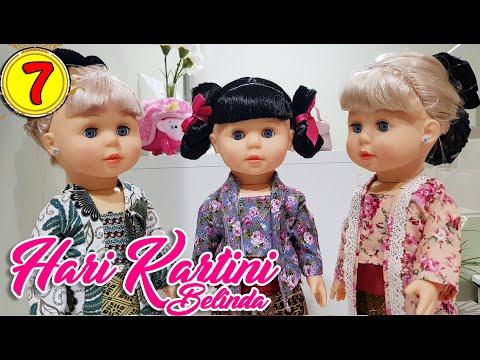 Смотреть видео  7 Hari Kartini Belinda - Boneka Walking Doll Cantik Lucu  -7L  411a186dd8