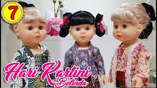 Download Video #7 Hari Kartini Belinda - Boneka Cantik Lucu dan Pintar -7L | Belinda Palace MP3 3GP MP4
